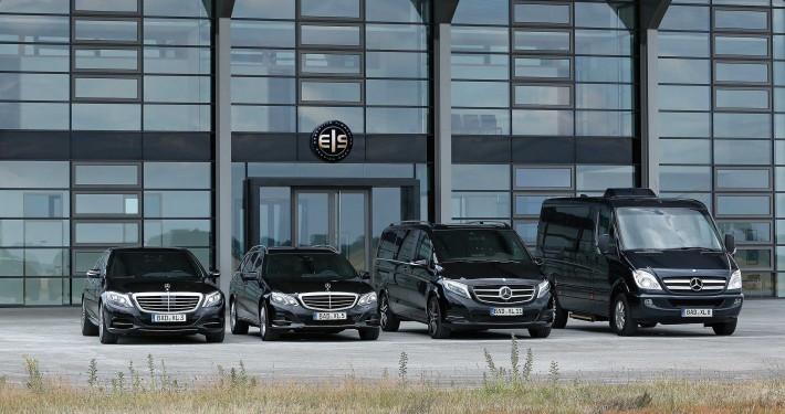 ELS Limousine Flotte