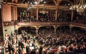 Konzert in der Stadthalle Heidelberg